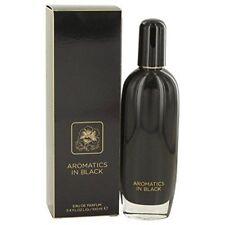 Clinique Aromatics In Black Eau De Parfum 3.4 oz / 100 ml NEW IN SEALED BOX