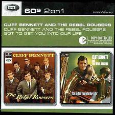Cliff Bennett & The Rebel Rousers / Got to Get You; 2004 CD, Merseybeat, Beat Gr