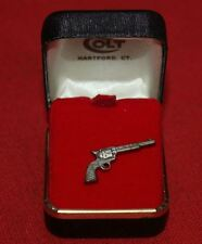 COLT Firearms Factory Single Action Army Silver Plate Mint