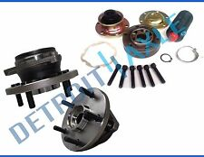 Front Drive Shaft CV Joint Repair Kit + Wheel Hub & Bearings for Jeep - 4x4 ONLY