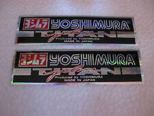 Sticker Aufkleber Yoshimura Motorcross Autotuning Racing GT FX Biker Motorsport