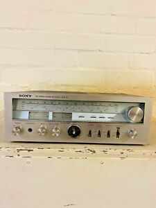 GENUINE SONY FM STEREO/ FM-AM RECEIVER STR-11L- SPARES AND REPAIRS