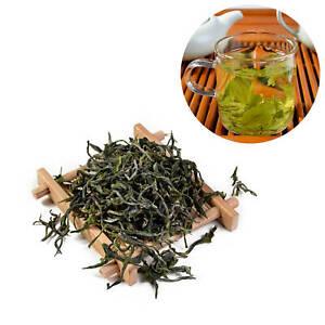 [Classic] Lot of Yellow Mountain Mao Feng Tea Dried Organic Loose Leaf Green Tea