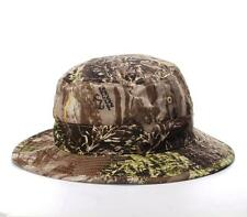 Realtree Max-1 Camo Boonie Hat Richardson Hunting Cap with Neck Strap Max1