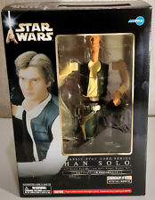 AS NEW STAR WARS Kotobukiya ARTFX Han Solo 2005 1:7 Scale