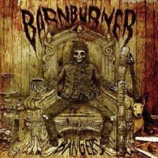 "BARN BURNER ""BANGERS"" CD HEAVY METAL NEW+"