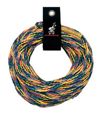Airhead Multicolor Tube Tow Rope 60 feet 2 Riders Passengers Ahtr-60