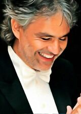 Andrea Bocelli  Limited Edition Art Card 1 of 49  ACEO