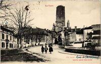 CPA Albi - Place du Chateau (477652)