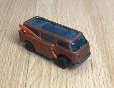 Vintage Hot Wheels Redline Volkswagen Beach Bomb Orange RARE Original