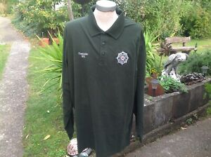 Polizei,Police Officer, PSNI,Uniform,Poloshirt, Northern Ireland, Langarm XL