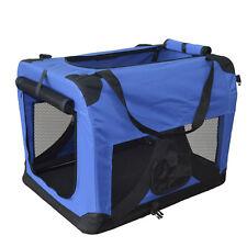 Faltbare Hundetransportbox Hundebox Transportbox Autotransportbox Faltbox NEU XL