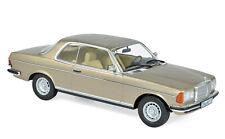 Norev 183702 - 1980 Mercedes-Benz 280 CE W123 - champagner metallic 1/18