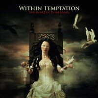 WITHIN TEMPTATION - HEART OF EVERYTHING-CLRD  2 VINYL LP NEU