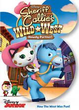 SHERIFF CALLIE'S WILD WEST: HOWDY NEW DVD