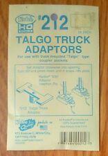 Kadee HO #212  Talgo Truck Adaptors -- pkg(24)