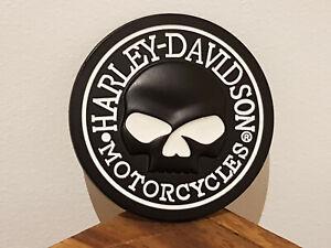Harley Badge Motorcycle Metal Fuel Gas Tank Badge Emblem 3D Aufkleber