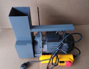 Macchina per il riciclaggio di bottiglie di plastica, trituratore 220V - video