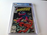 DAREDEVIL 199 CGC 9.6 WHITE PAGES BULLSEYE DARKWIND DENNY ONEILL MARVEL COMICS