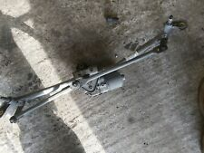 AUDI A4 B7 2005 2008 FRONT WINDSCREEN WIPER ARM MOTOR AND LINKAGES COMPLETE