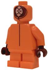 **NEW** LEGO Custom Printed - KENNY MCCORMICK - South Park Minifigure