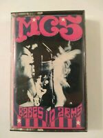 MC5, Babes In Arms, Cassette Tape