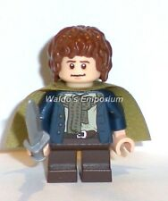 Lego Lord of the Rings Minifigure, PIPPIN with Sword 9473, New