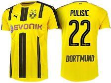 2016/ 2017 Borussia Dortmund # 22 Christian Pulisic Football Jersey Any Size