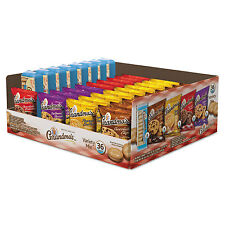 Grandma's Cookies Variety Tray 36 Ct 2.5 oz Packs 13256
