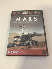 Nova Welcome To Mars DVD Nasa's Ongoing Search For Life Beyond Earth New Sealed