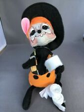 Annalee Dolls 6in 2015 Halloween Trickster TP Mouse Plush With Tags
