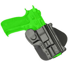 Fobus Roto Paddle Holster for CZ 75 / 75B (Old version) / 75BD / 85 - CZ-75 RT