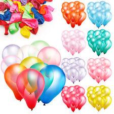 20/50/100 PCS Anniversaire Mariage fête naissance bébé Perle Ballons En Latex