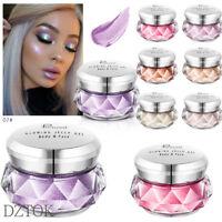 New Jelly Gel Highlighter Make Up Concealer Shimmer Face Glow Eyeshadow Glitter