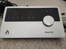 More details for apogee quartet usb audio interface