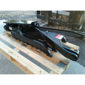 "manual excavator thumb model MT1850 -  18"" x 50"""