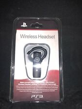 Playstation  PS3 Wireless Headset BLUETOOTH Official SONY Genuine