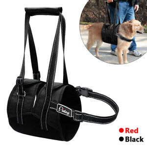 Dog Lift Harness Rehabilitation Support Help Canines Aid for Injuries Pet Vest