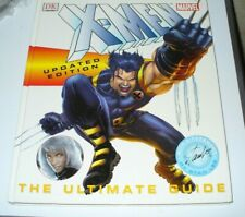X-MEN The Ultimate Guide by Peter Sanderson HC Updated Edition 2003