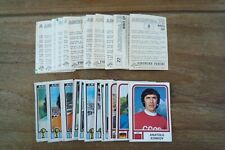 Panini Argentina 78 World Cup Football Stickers - VGC! - Pick Stickers You Need!