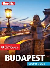 Berlitz Budapest Pocket Guide (Hungary) *FREE SHIPPING - NEW*