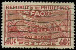 Philippines Scott #C67 Used