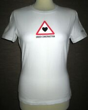 * * * MOSCHINO T-Shirt 'UNDER CONSTRUCTION', Gr.42 * * *
