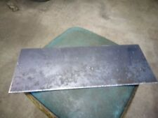 1x 400mm x 150mm x 4mm NON-PRIME Mild Steel Plate Offcut. Fabrication Welding