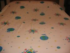 "Vintage 1970""s Twin Size Flat Sheet Children Around The World West Point Stevens"
