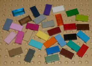 LEGO - TILE 1 x 2 with Groove, Part 3069b, Choose Colour & Qty - T2