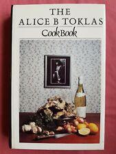 The Alice B Toklas cookbook. Rare library binding. Hardback. 1983