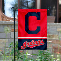Cleveland Indians Garden Flag and Yard Banner