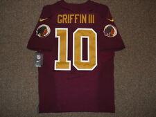 Robert Griffin III Washington Redskins Alt. Authentic Nike Elite Jersey sz 40 DC