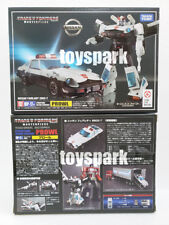 TAKARA TOMY Transformers Masterpiece MP-17+ plus PROWL Anime G1 action figure